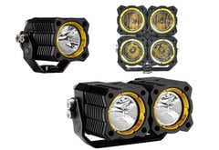 Hummer H2 KC Hilites Flex LED Lights