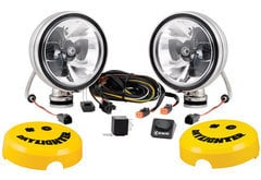 Mitsubishi Raider KC Hilites Gravity LED Daylighter Lights