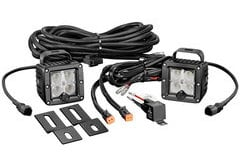 Lincoln Mark LT KC Hilites C-Series LED Cube Lights