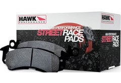 BMW Hawk High Performance Street and Race Brake Pads