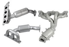 Mazda Tribute PaceSetter 49 State Manifold Catalytic Converter