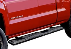 Chevrolet Silverado Trident OnBoard Step Boards