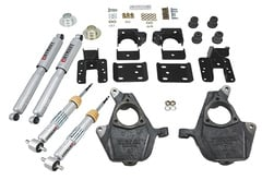 Nissan Pickup Belltech Lowering Kit