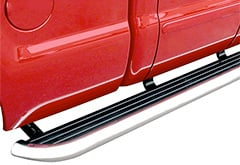 Toyota 4Runner Luverne MegaStep Running Boards