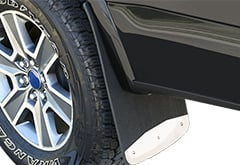 GMC Sierra Luverne Mud Guards