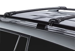 BMW 525i Rhino-Rack Vortex StealthBar Roof Rack