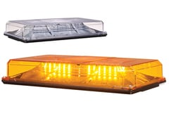 GMC Syclone Federal Signal HighLighter LED Plus Light Bar