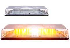GMC Syclone Federal Signal HighLighter LED Pro Light Bar