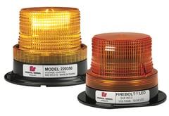 Isuzu i-280 Federal Signal Firebolt LED Beacon