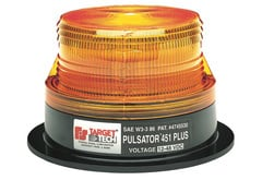 Jeep CJ6 Federal Signal Pulsator 451 Plus Strobe Beacon