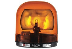 Isuzu i-280 Federal Signal Sentry Halogen Beacon