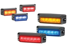 GMC Syclone Federal Signal Impaxx LED Exterior Warning Light