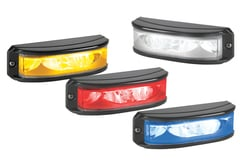 Honda Ridgeline Federal Signal MicroPulse Wide Angle Exterior Warning Light