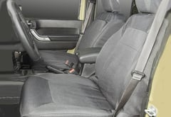 Rugged Ridge Elite Ballistic Seat Covers