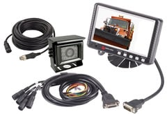 Federal Signal Reverse Camera System