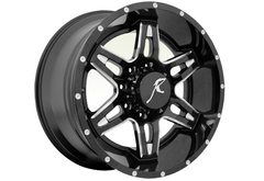 Raptor 505 Series Aluminum Wheels