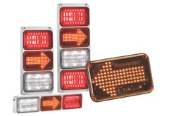 Federal Signal QuadraFlare Brake/Turn/Tail Lights