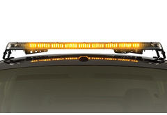 Chevrolet Silverado Federal Signal Valor LED Light Bar