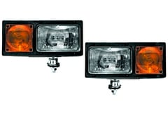 Dodge Ram 2500 Wolo Snow Brite Snow Plow Light