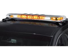 Ford Explorer Federal Signal JetSolaris LED Light Bar
