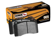 Chevrolet Equinox Hawk OES Brake Pads