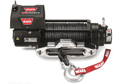 Jeep Wrangler WARN VR8000 Winch
