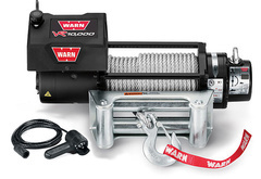 Jeep Wrangler WARN VR10000 Winch