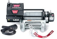 Isuzu Pickup WARN VR12000 Winch