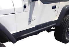 Smittybilt XRC Rock Sliders