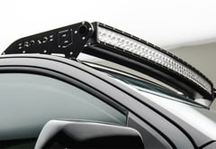 ZROADZ Roof Mount LED Light Bar Kit