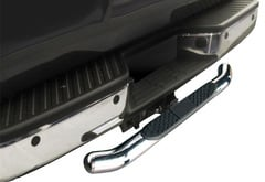 Lexus GS430 Broadfeet Round Hitch Step