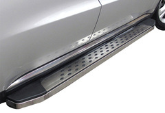 Ford Edge Broadfeet R22 Running Boards