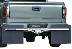 GMC Sierra ROCKSTAR Roctection Hitch Mount Mud Flaps