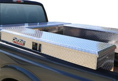 Toyota Tacoma Dee Zee Red Series Side Mount Toolbox