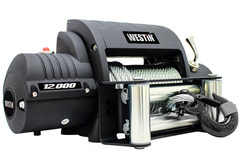 Ford F250 Westin Off-Road Winch