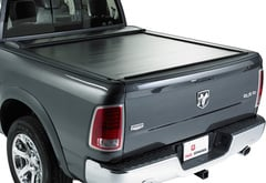 Toyota Tacoma Pace Edwards Switchblade Metal Tonneau Cover