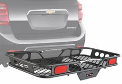 Chevrolet Silverado ROLA Vortex Hitch Mounted Cargo Carrier
