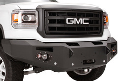 Ford F-550 Fab Fours Premium Front Bumper
