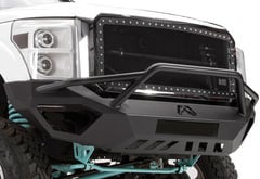 Ford F-550 Fab Fours Vengeance Pre-Runner Front Bumper