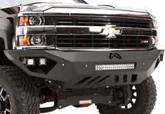 Jeep Fab Fours Vengeance Front Bumper