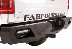 Fab Fours Vengeance Rear Bumper