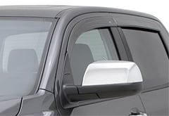 Toyota Tundra AVS Color Match Low Profile Window Deflectors