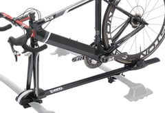 Ford F250 Inno Slim Fork Roof Bike Rack