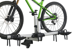 Ford Festiva Inno Aero Light QM Hitch Mount Bike Rack