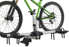 Ford F250 Inno Aero Light QM Hitch Mount Bike Rack