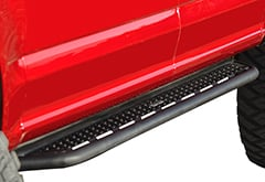 Chevrolet Silverado Go Rhino Dominator D6 Running Boards