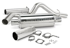 Ford F350 Edge Jammer Diesel Exhaust System