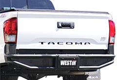 Ford F150 Westin Outlaw Rear Bumper