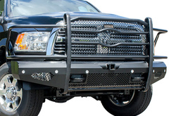 Ford F250 Luverne Journeyman HD Front Bumper