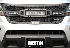 Ford F150 Westin HDX LED Mesh Grille